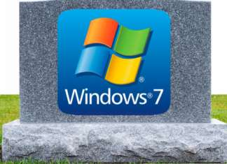 Windows 7 muore passare Windows 10