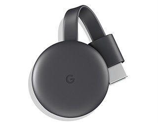 dispositivi di streaming multimediale Google Chromecast