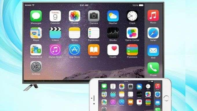 Come collegare iPhone o iPad alla TV