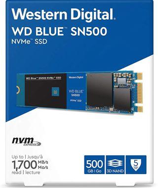 Miglior SSD NVMe M.2 WD Blue SN500