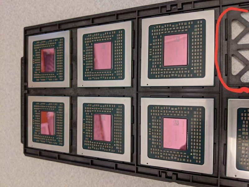 SoC AMD Xbox Series X