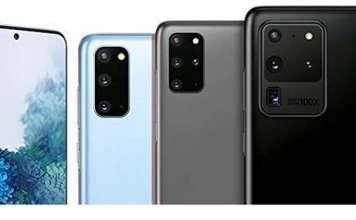 Samsung Galaxy S20 smartphone