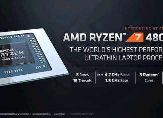 benchmark AMD Ryzen 7 4800HS