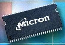 velocita chip memorie LPDDR5 micron