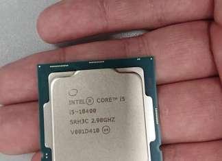 Intel Core i5 10400 specifiche