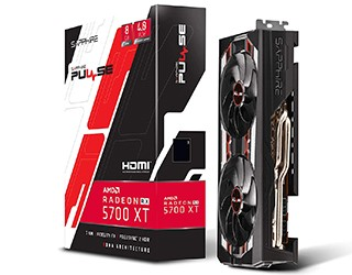 Migliore scheda video alta Radeon 5700 XT