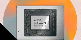 Ryzen 4000H cpu mobile amd