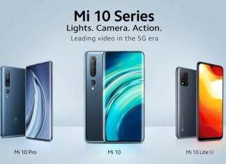 Xiaomi Mi 10 Pro vs Mi 10 vs Mi 10 Lite