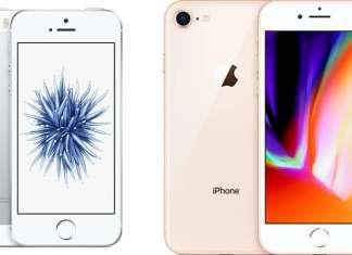2020 iPhone SE anteprima