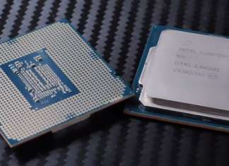 CPU Intel Core i9-10900F a 10 core confidential