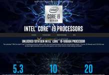 Intel Comet Lake Core i9-10900K