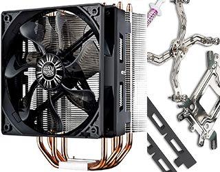 Migliori dissipatori ad aria Cooler Master Hyper 212 Evo