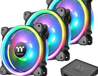 Migliori ventole PC THERMALTAKE RIING 12 RGB