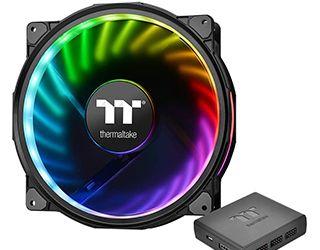 Migliori ventole PC THERMALTAKE RIING Plus 200MM