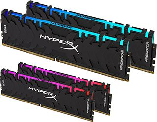 memorie RAM 16 gb HyperX Predator DDR4 RGB