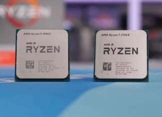 CPU Ryzen 3000XT