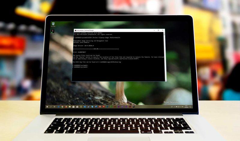 Risolvere DISM error 2 su PC Windows 10