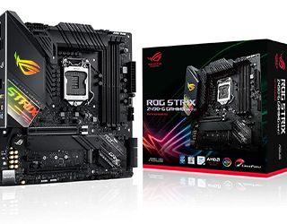 Scheda madre Z490 Asus ROG Strix Z490-G Gaming Wi-Fi
