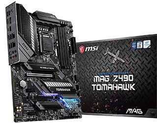 Scheda madre Z490 MSI MAG Z490 Tomahawk