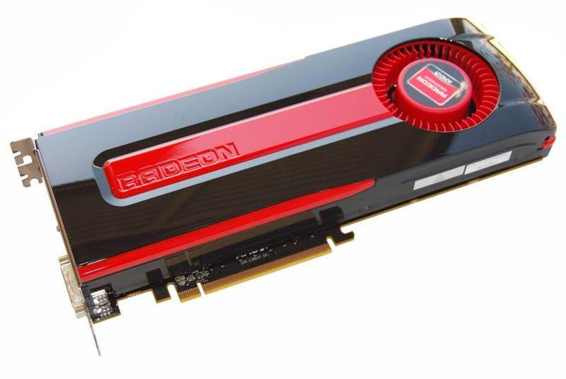 La prima apparizione di Graphics Core Next la Radeon HD 7970