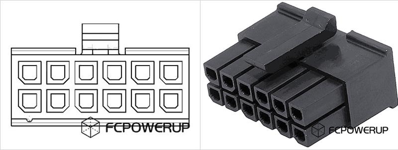 NVIDIA RTX serie 30 Ampere nuova interfaccia di alimentazione a 12 pin