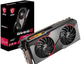 migliori AMD RX 5600 XT MSI Radeon RX 5600 XT Gaming X