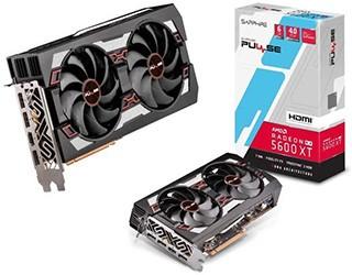 migliori AMD RX 5600 XT Sapphire Pulse RX 5600 XT