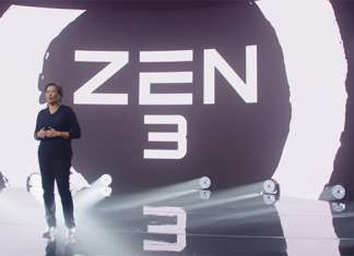 CPU AMD Ryzen 5000 ZEN3