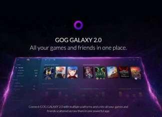 GOG galaxy 2