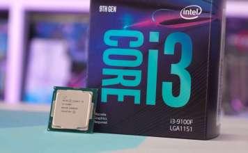 Intel Core i3 va ancora bene per giocare