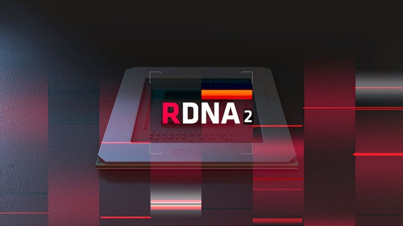 AMD RDNA2 ray tracing supersampling AI