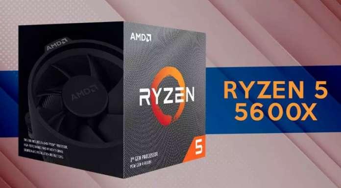 Prime recensioni AMD Ryzen 5 5600X