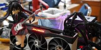 RX 6800 XT con overclock