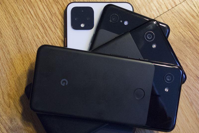 Google Pixel Fascia bassa, classe superiore