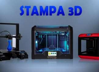 Migliori stampanti 3D a filamento FDM