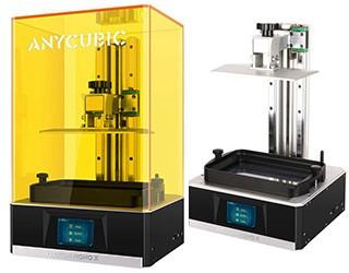 Stampante 3D Resina ANYCUBIC PHOTON MONO X