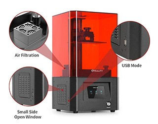 Stampante 3D Resina CREALITY LD-002H