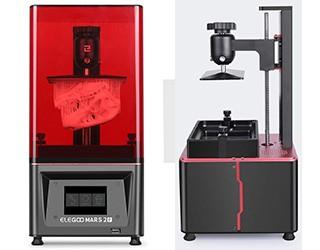 Stampante 3D Resina ELEGOO MARS 2 PRO