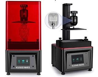 Stampante 3D Resina ELEGOO MARS