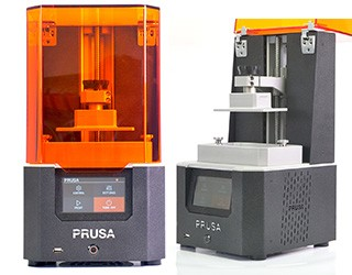Stampante 3D Resina ORIGINAL PRUSA SL1