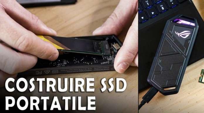 Come costruire un SSD portatile