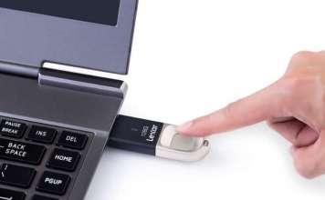 ripristinare lo spazio originale di una chiavetta USB