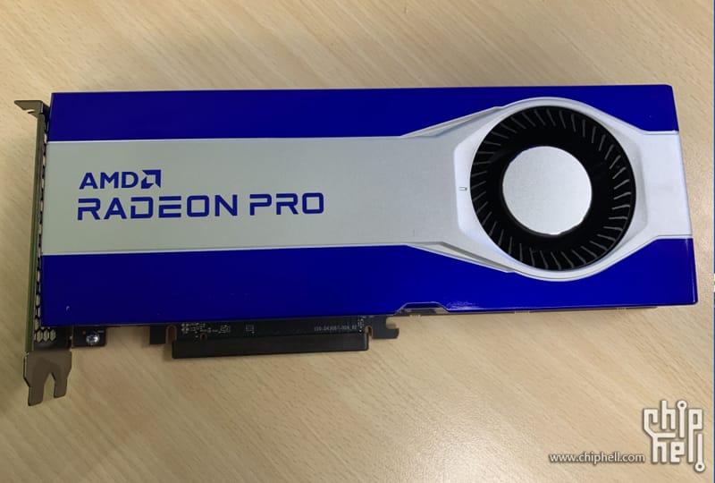 AMD Radeon PRO Navi 21 fonte
