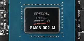 NVIDIA nuova RTX 3060 limitatore mining Ethereum