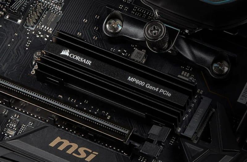 z490 11900K supporta PCIe 4.0