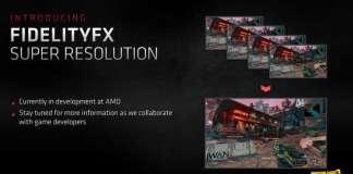 Gaming Super Resolution Super Resolution