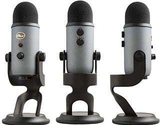 Migliori microfoni USB Blue Yeti standard