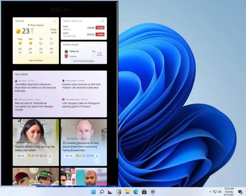 Windows 11 novita