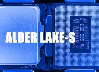 Specifiche CPU Alder Lake-S