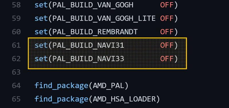 GPU AMD RDNA3